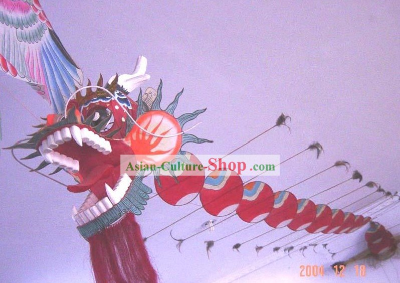 630 Inches Chinese Classical Weifang Dragon Kite