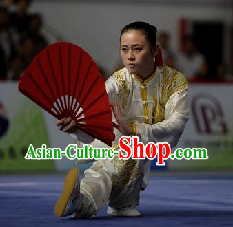 Mandarin Kung Fu Competition and Practice Outfit for Women