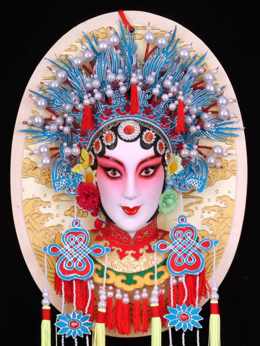 Peking Opera Hanging Ornaments