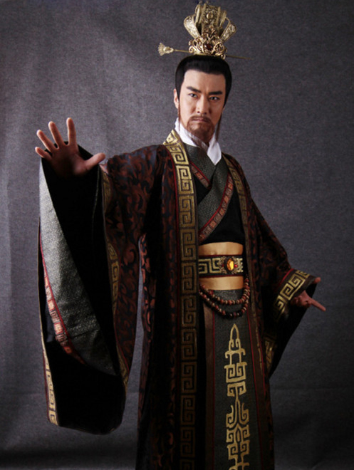 Clothes of Three Kingdoms