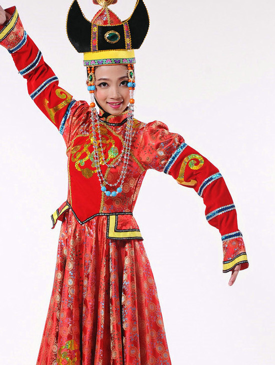 Mongolian Clothes