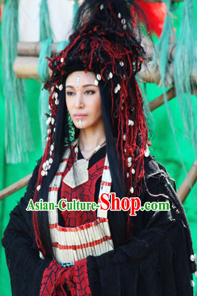 89d564218 Xia Dynasty Priest Headwear Hair Accessories Hair Jewelry for Women