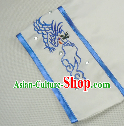 Top Traditional Dragon Embroidery Martial Arts Kung Fu Cuff
