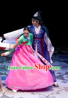 Ancient Korean Hanbok Male Costumes Clothes Korean Clothing online