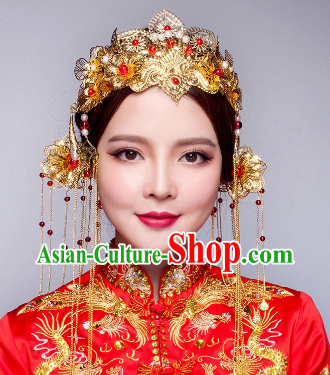 62f85ff40eb Top Chinese Bridal Hair Fascinators Jewellery Accessories Wedding Headpieces
