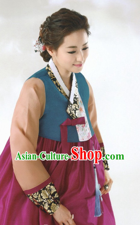 a66549da8 Top Korean Folk Dress online Traditional Costumes National Costumes for  Women