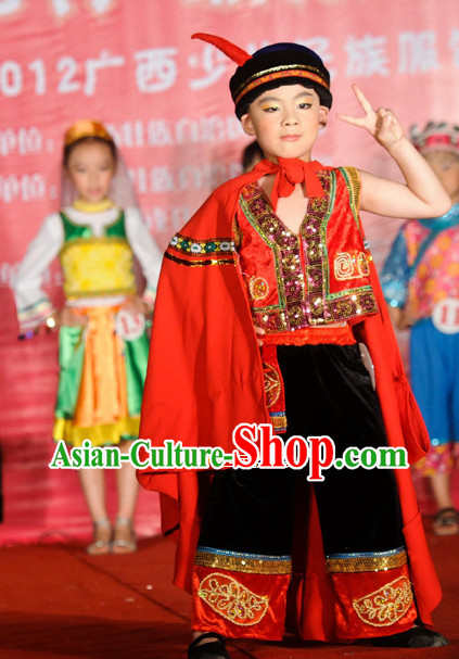 Oriental Clothing Chinese KidsTraditional Clothing for Sale Ethnic Plus Size Clothes and Hat online