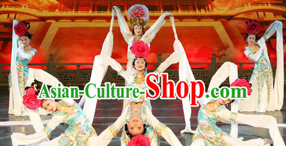 65b8635e8 Asian Chinese Traditional Dress Theatrical Costumes Ancient Chinese ...