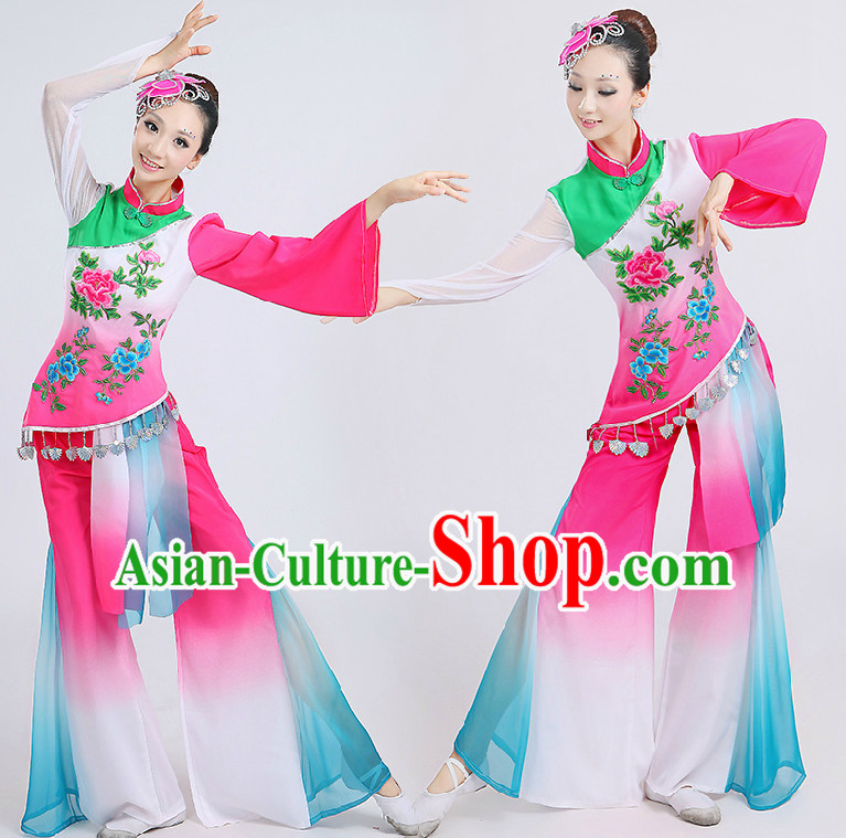 fa087a20a059 Tong Que Nv Traditional Chinese Classical Dancing Dancewear Dance ...