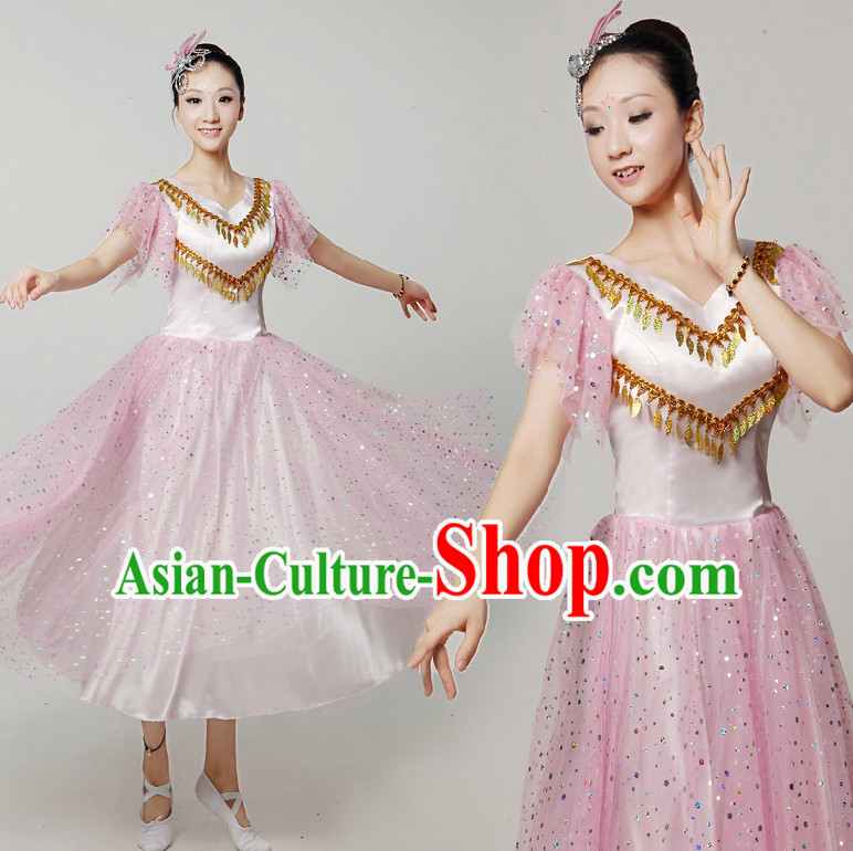 4fb3d2cb5 Chinese Butterfly Lovers Dance Costume Sets for Men and Women