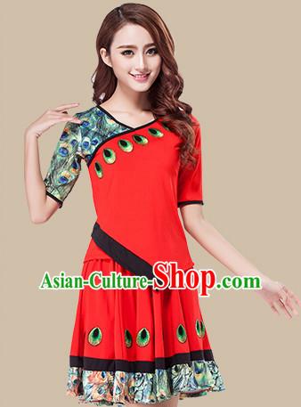 Chinese Dance Costumes