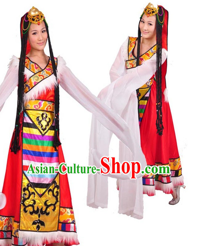 c07766704216a Chinese Mongolian Dance Costume Discount Dance Costume Ideas Dancewear  Supply Dance Wear Dance Clothes Suit