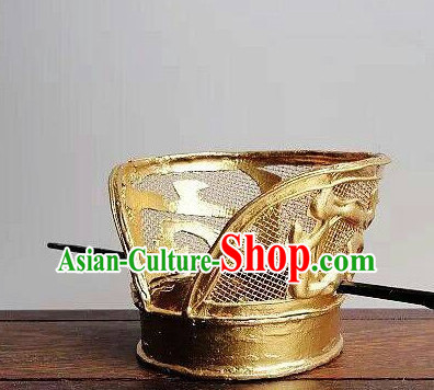 Handmade Ancient Traditional Chinese Emperor and Empress Hat