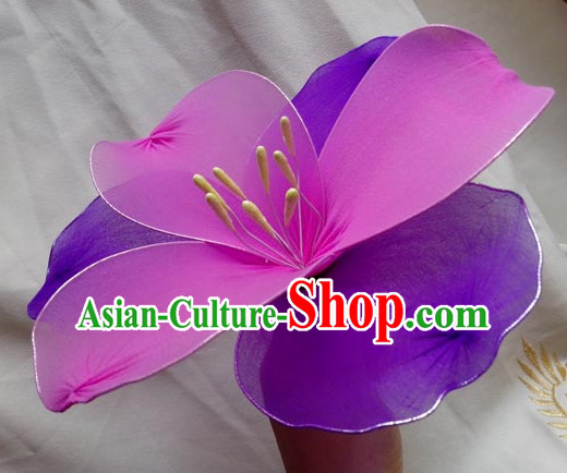 Big Handmade Flower Stage Performance Dance Props Dancing Prop Decorations