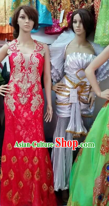 ac4af67e1a38 Traditional National Thai Garment Dress Thai Traditional Dress Dresses  Wedding Dress online for Sale Thai Clothing