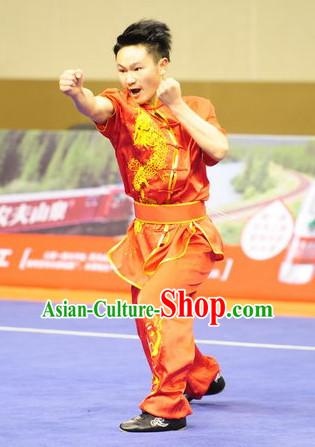 Kung Fu Uniform Competition Tai Chi Uniforms Martial Arts Suit