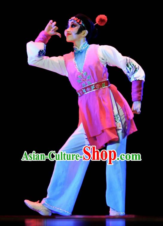 0b28110fc Chinese Classical Dance Costume Folk Dancing Costumes Traditional Chinese  Dance Costumes Asian Dancewear Complete Set for