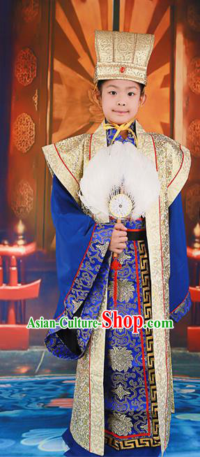 22499de4d9 Chinese Ancient Taoist Clothing Traditional Han Dynasty Minister ...