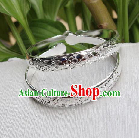 Traditional Chinese Miao Nationality Jewelry Accessories