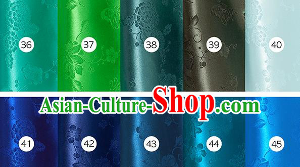 Asian Korean Traditional Brocade Fabric Classical Silk Fabric Hanbok Silk Material