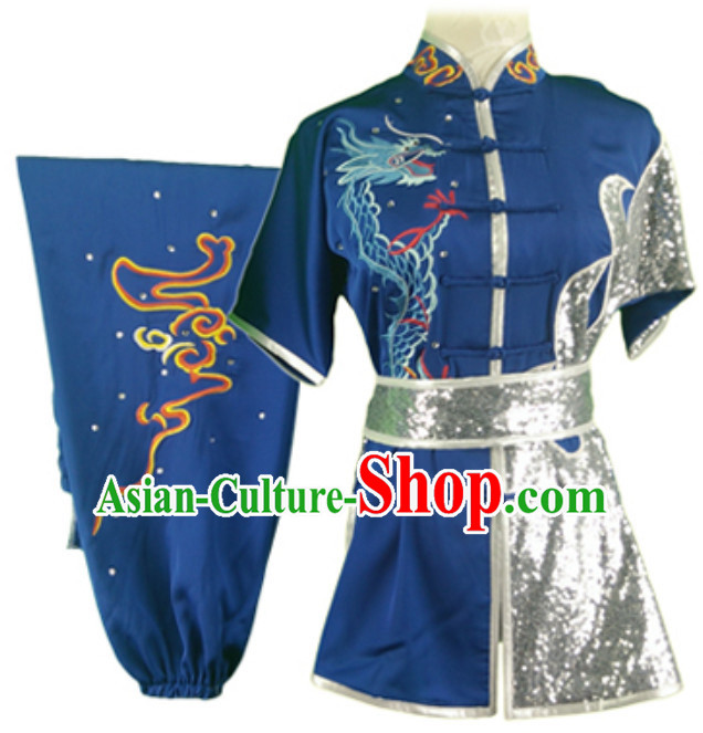 4b8a4c247 Top Changquan Nanquan Long Fist Southern Fist P Short Sleeves Best and the  Most Professional Kung Fu Competition Uniforms Suits