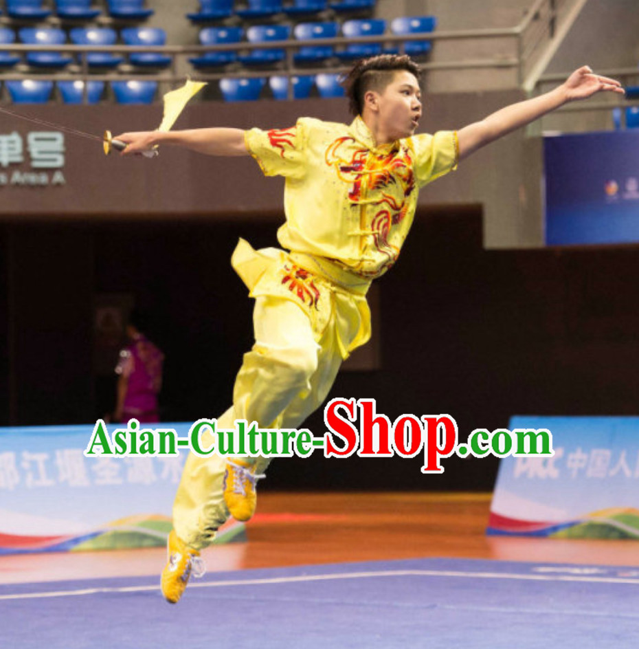 93e043895 Top Short Sleeves Southern Fist Nanquan Competition Kung Fu Uniforms Tai  Chi Uniforms Martial Arts Blouse